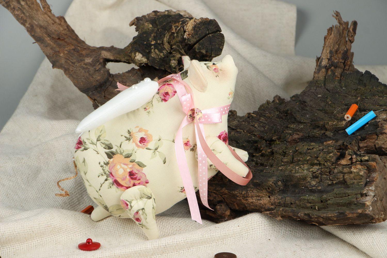 Soft toy Piggy-Angel photo 5