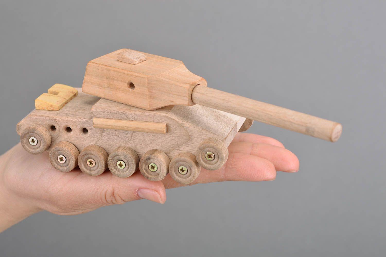 Танки из дерева своими руками 31