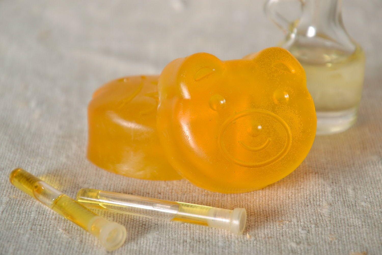 Soap Honey bear photo 1