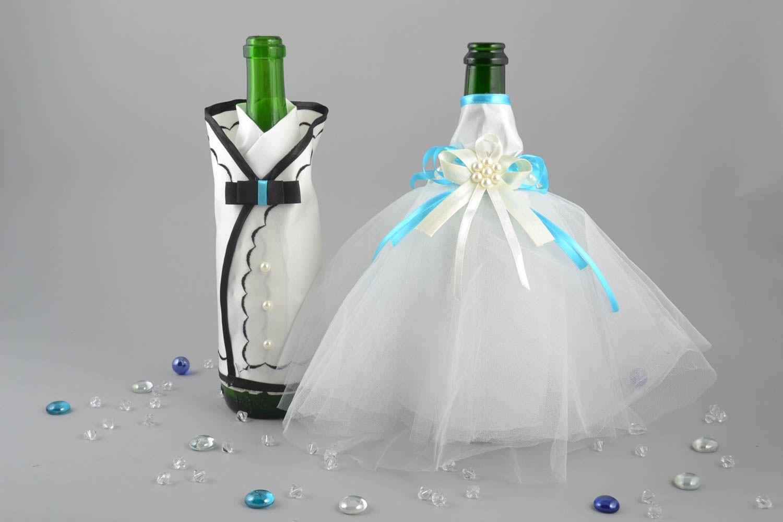 Бутылка шампанского платье