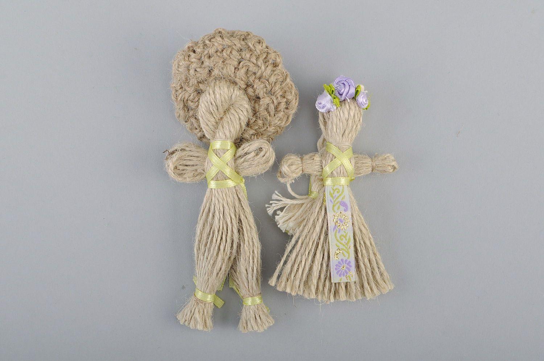 Handmade ethnic dolls photo 3