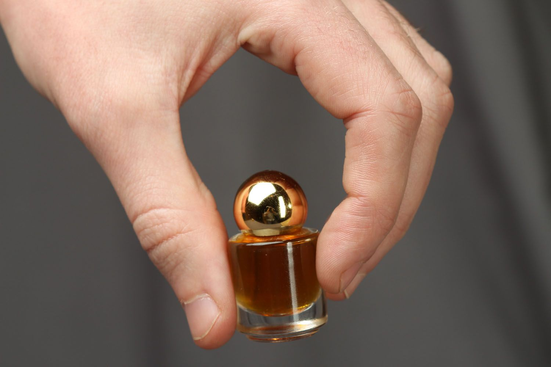 Perfume oil with coffee aroma photo 2