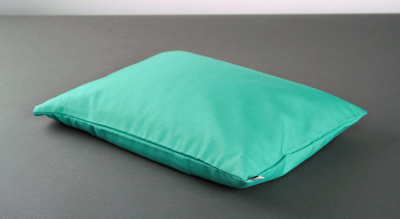 Homemade yoga pillow photo 4