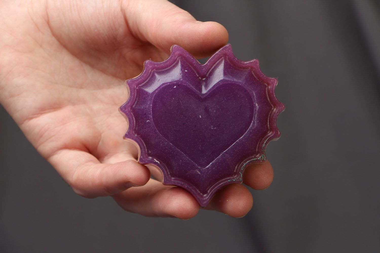 Handmade soap without fragrance photo 3