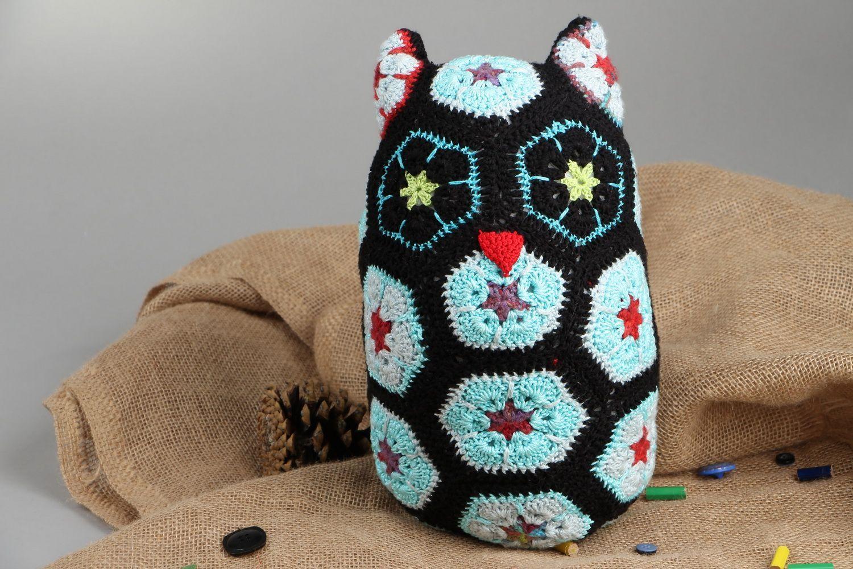 Soft Toy Owl photo 4