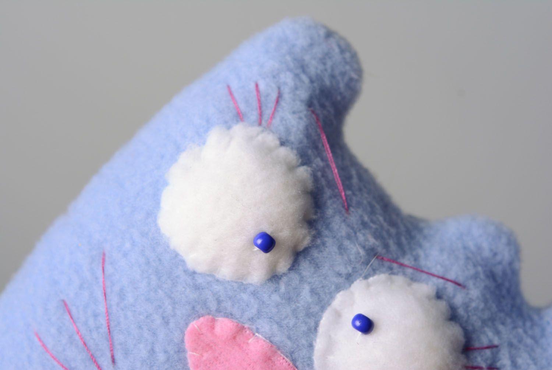 Fleece toy Indignant Cat photo 2