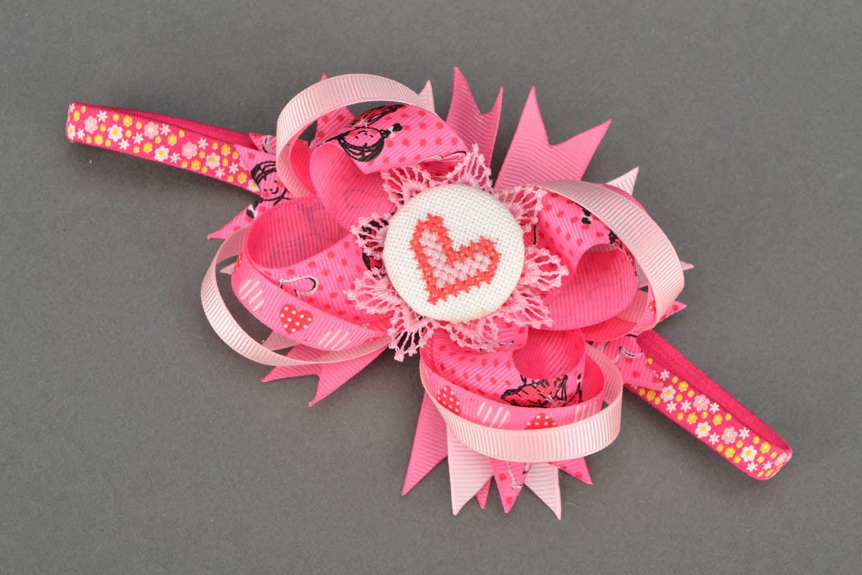 Headband Tender Heart photo 1