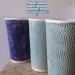 Cafe-style coffee cup photo 1