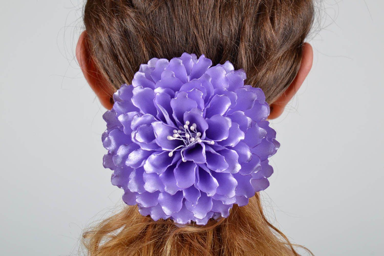 Blume Haargummi aus Atlas foto 5