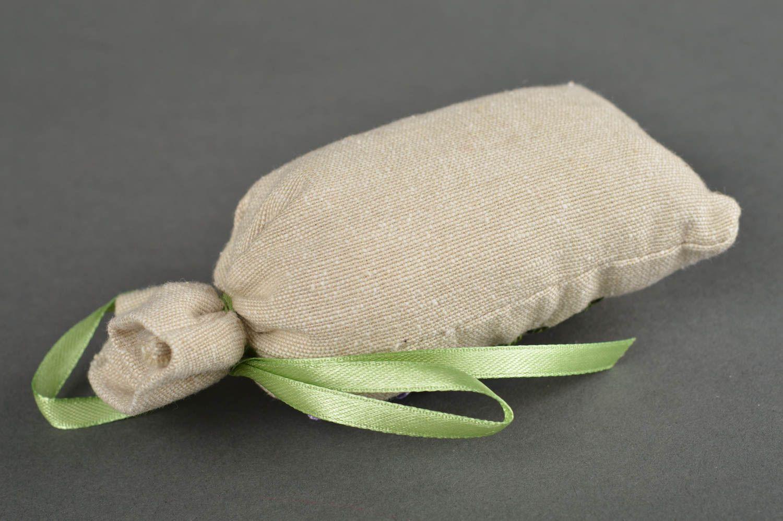 Handmade decor fabric bag for sachet embroidered bag decorative use only photo 5
