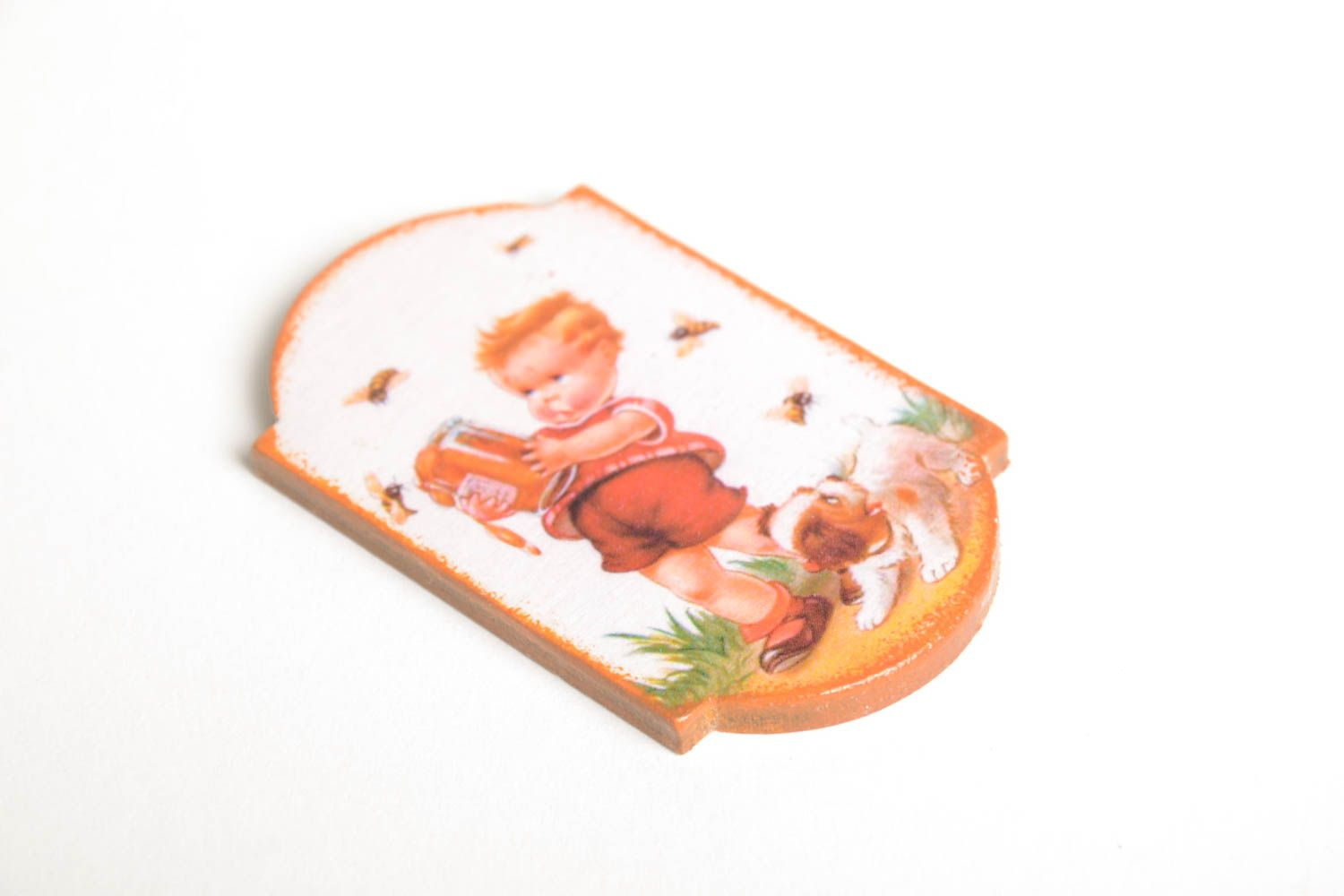 Unusual handmade magnet cool fridge magnets kitchen supplies decorative use only photo 5