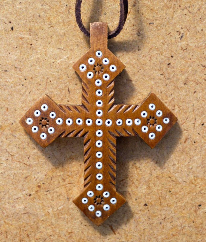 как сделать деревянный крестик фото скажу, как есть