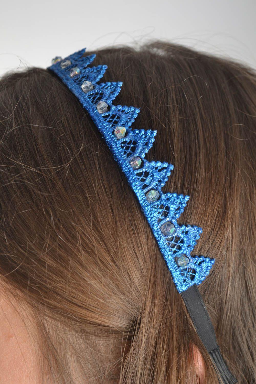 Обручи на волосы с цветами своими руками