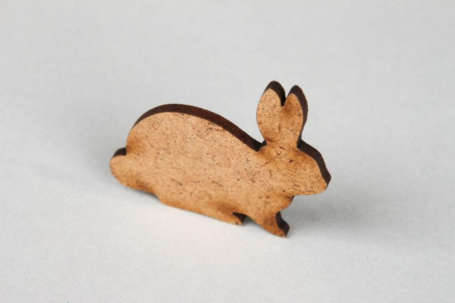 Chipboard Hare photo 2