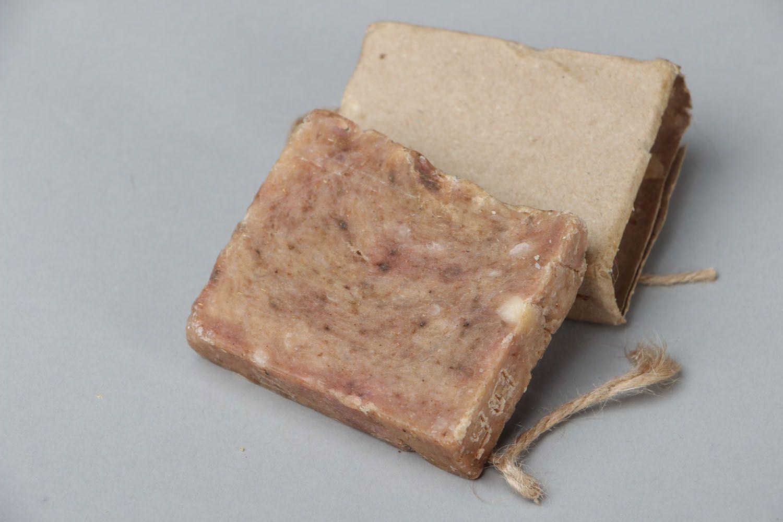 Soap with henna photo 3