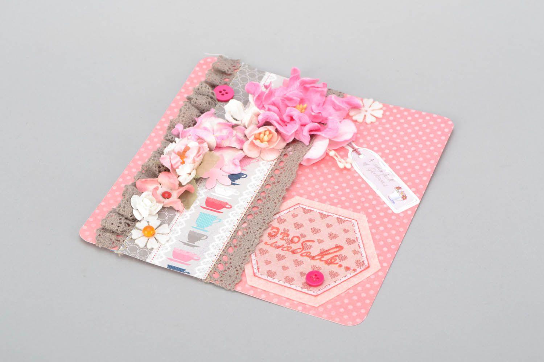 Designer's postcard With Love photo 3