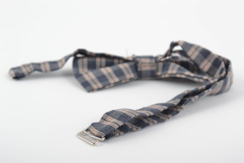 Как сшить ремешок для галстука бабочки 18