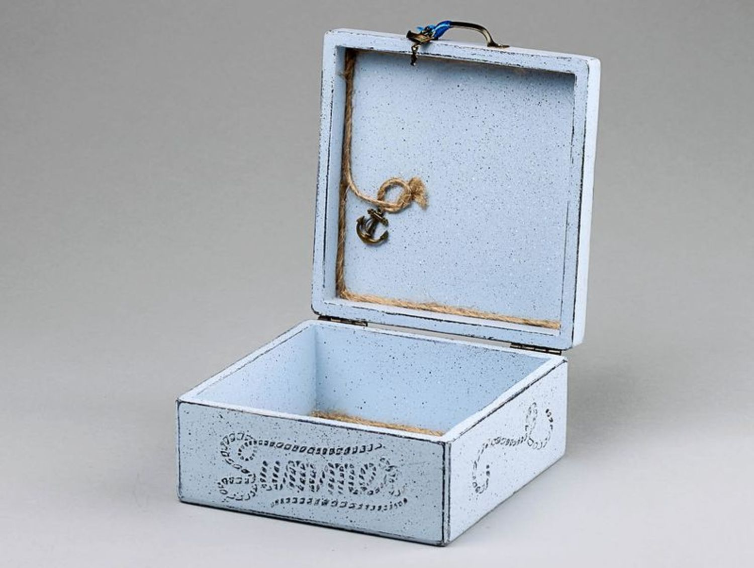 Old box for jewelry photo 5