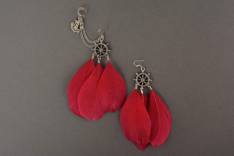 Cuff earrings Light Breeze photo 2