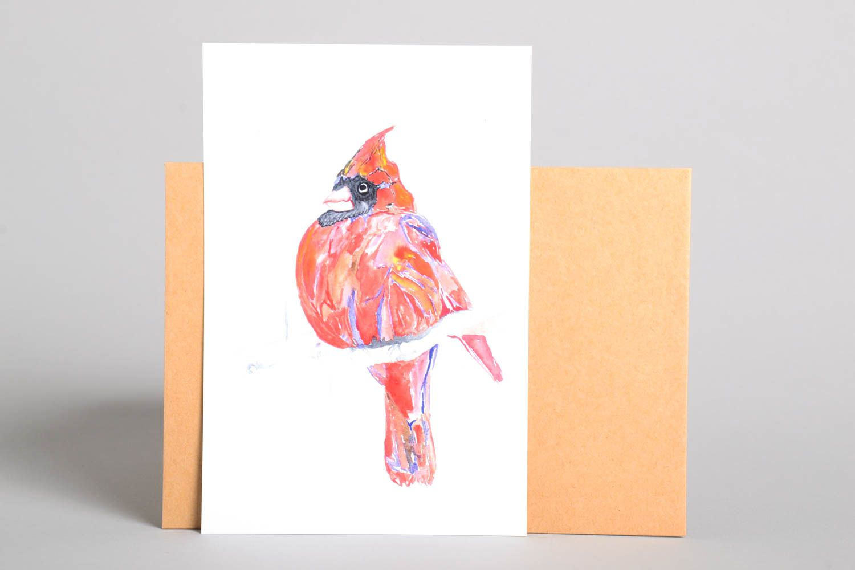 Handmade greeting cards unusual greeting card designer card handmade gift photo 2