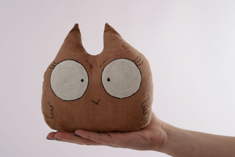 Interior impregnated toy Owl photo 5