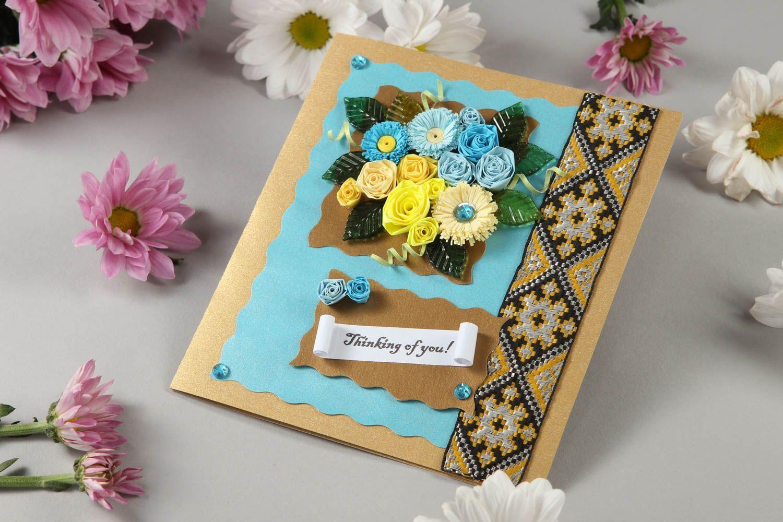 Madeheart Stylish Handmade Greeting Card Cute Greeting Cards