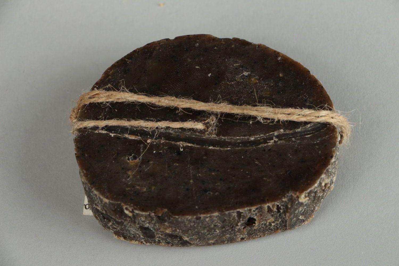 Scrub soap Coffee with cinnamon photo 2