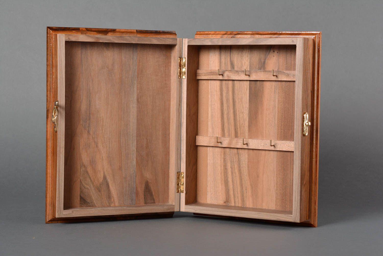 MADEHEART > Wand Schlüsselhalten Handmade Schlüsselkasten aus Holz ...