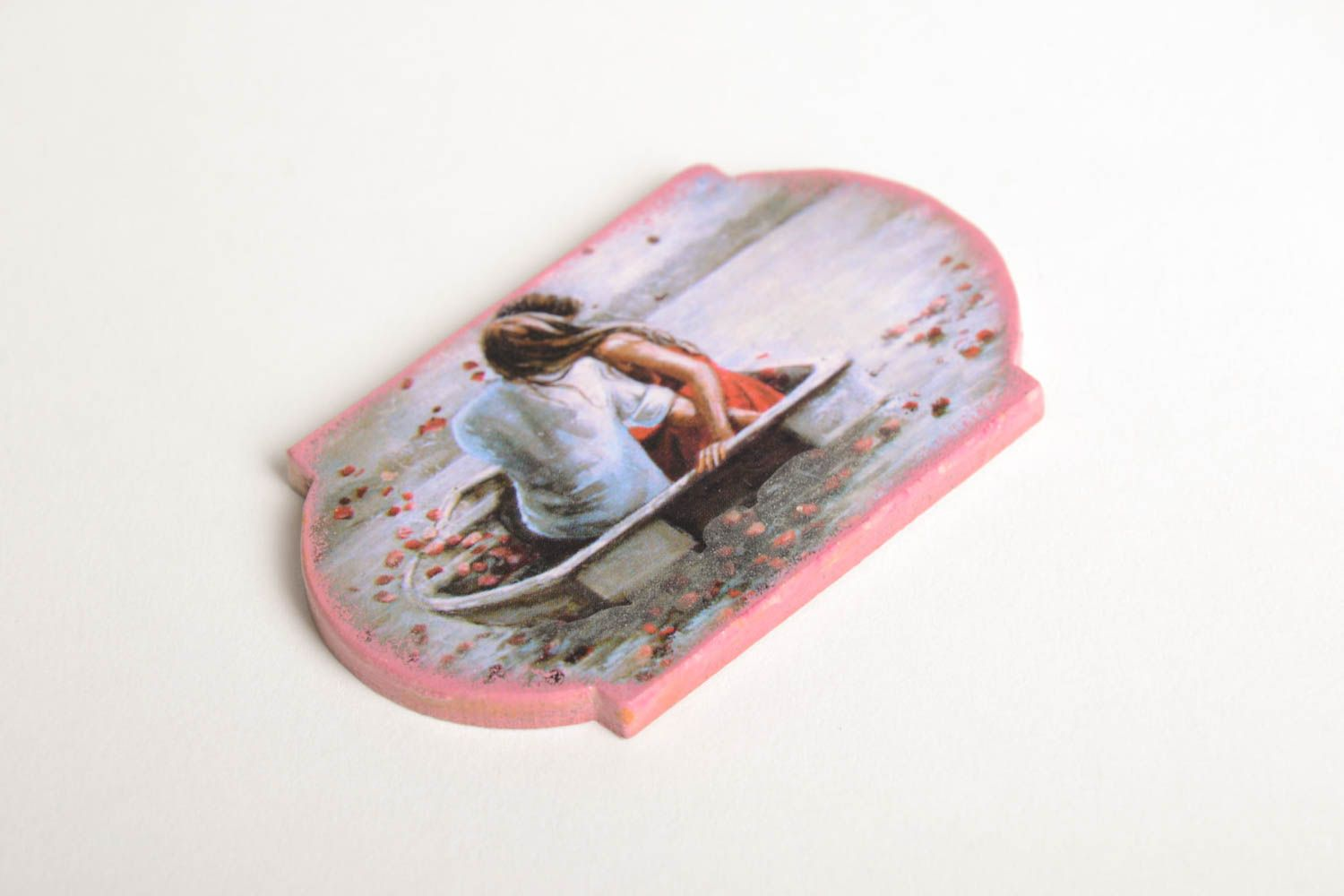 Cute handmade magnet kitchen supplies cool fridge magnets decorative use only photo 5