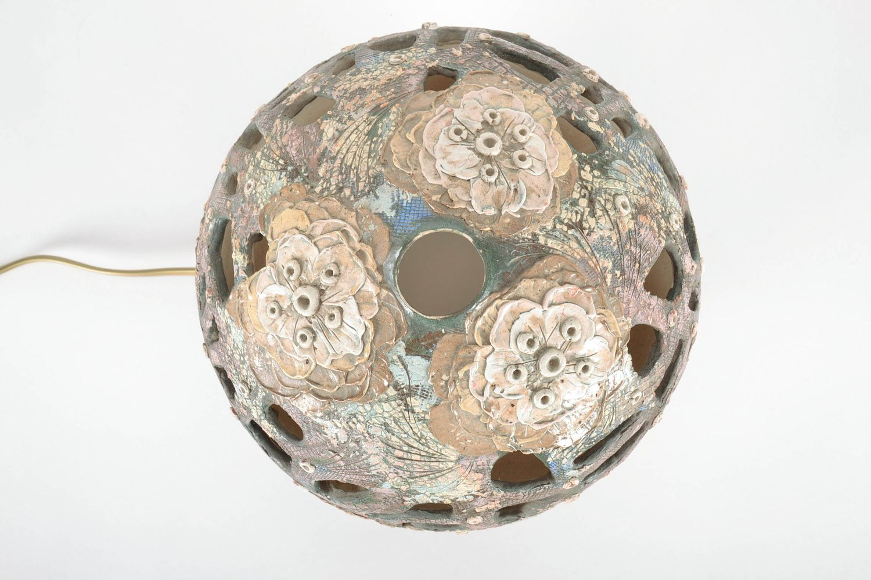 Ceramic aromalamp Field photo 3