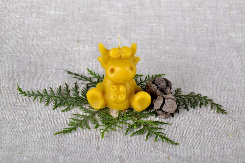 Decorative candle photo 4
