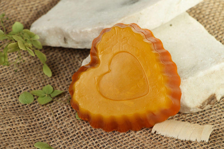 Handmade soap with cinnamon photo 4