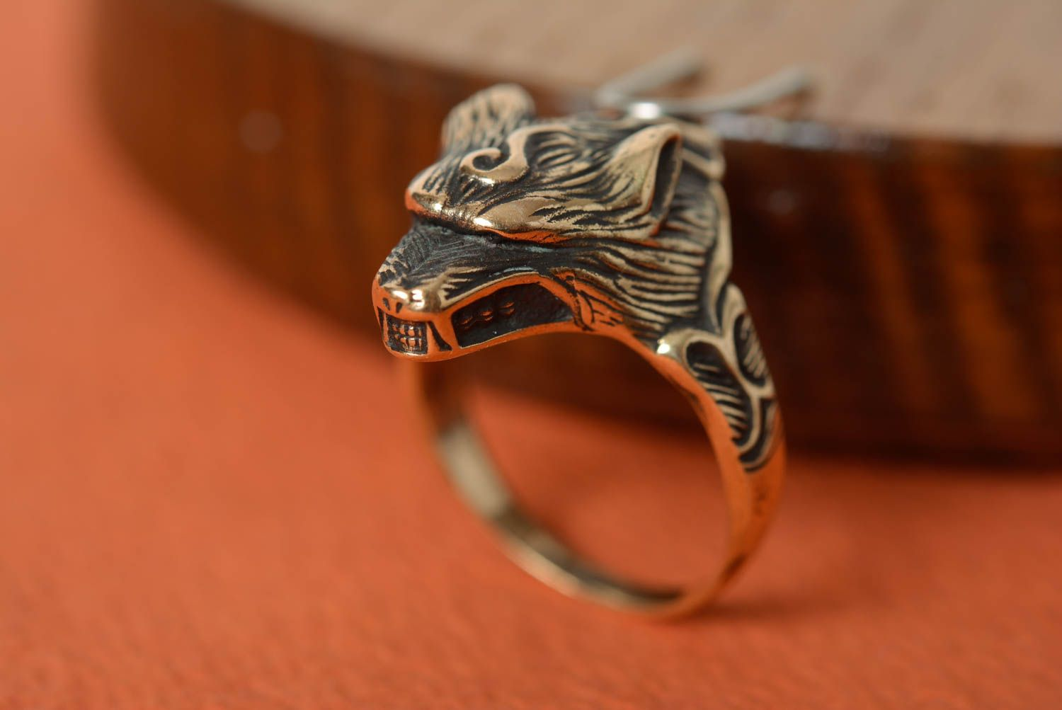 style trinket tale bronze products ring tail fairy antique rings geek