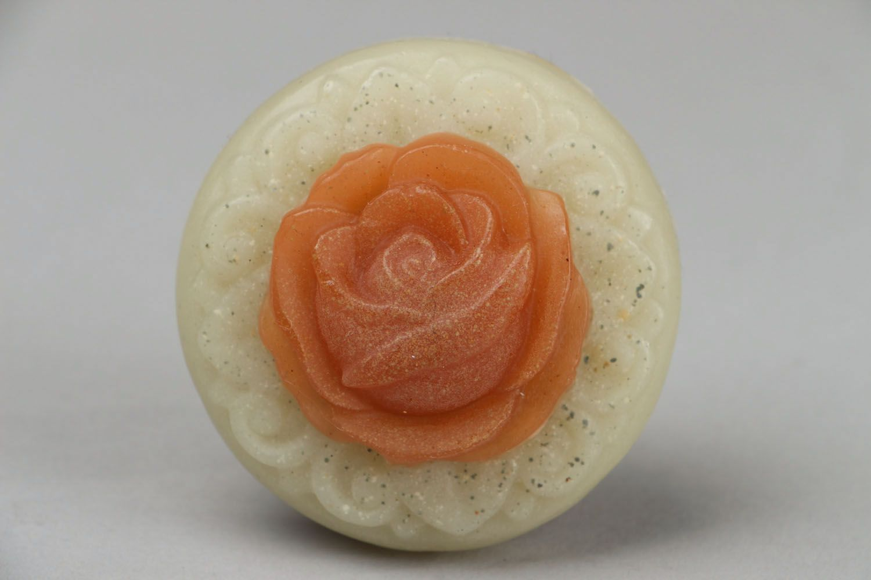 Homemade soap for sensitive skin photo 1