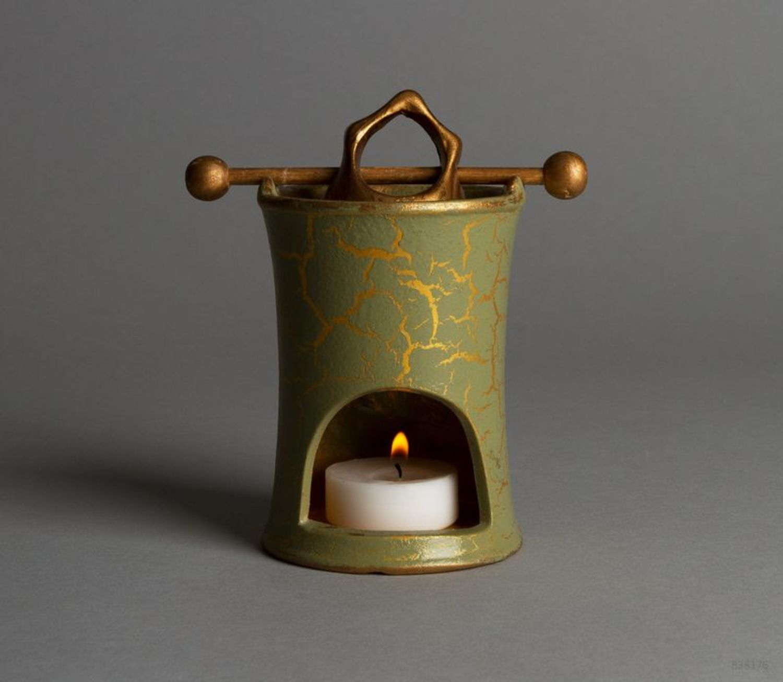 Ceramic aroma lamp photo 3