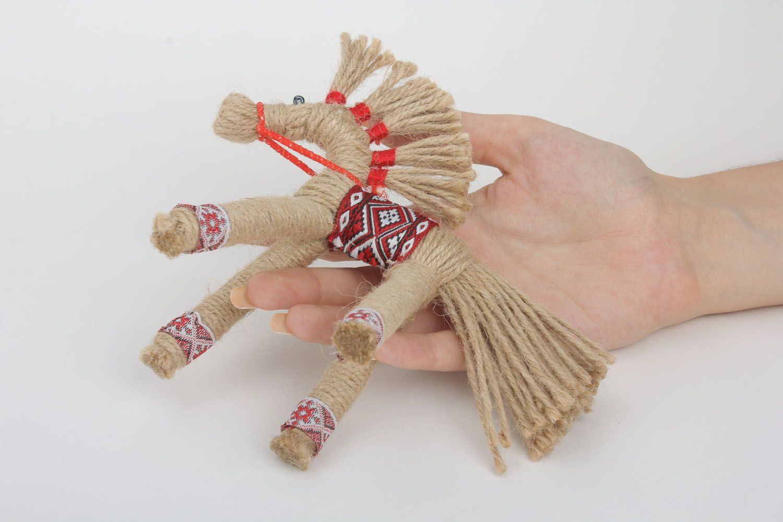 Slavic amulet Horse photo 4