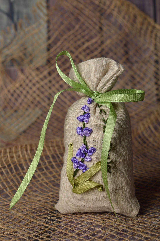 Handmade sachet bag small embroidered bag for aroma sachet decorative use only photo 1