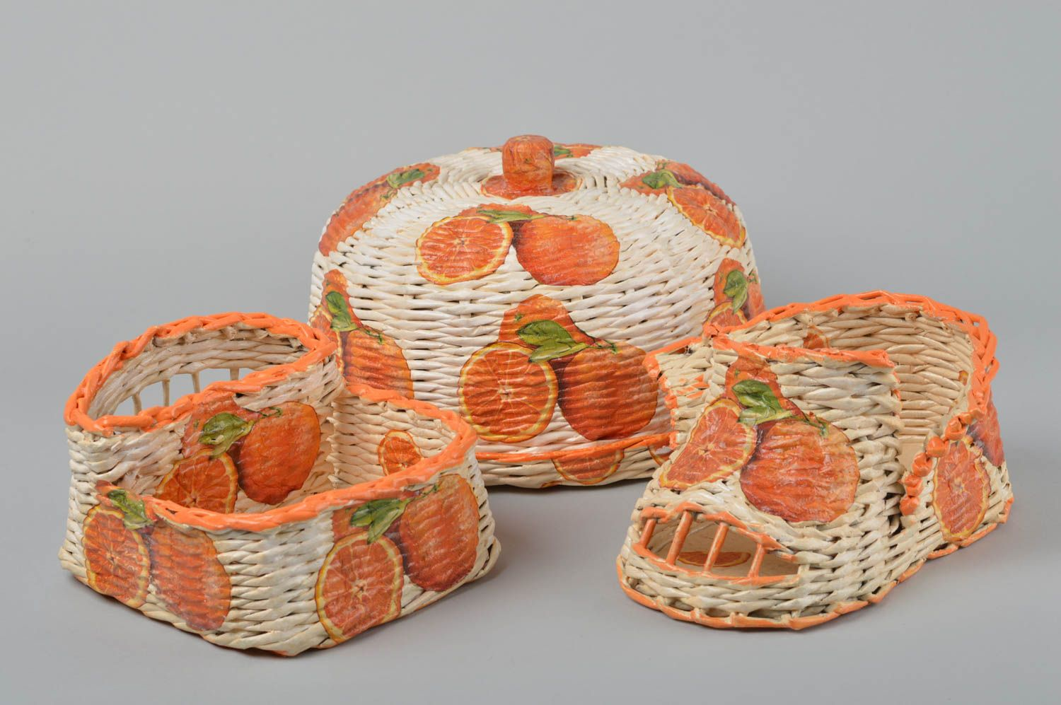 Paper basket design