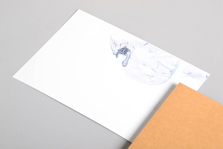 Handmade greeting cards unusual greeting card designer card handmade gift photo 3