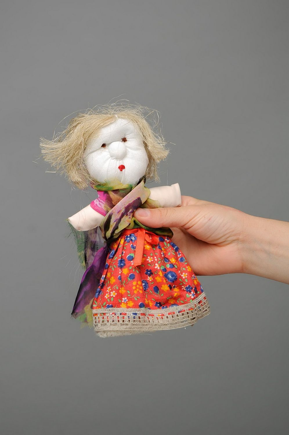 Motanka doll Grandma sorcerer photo 2