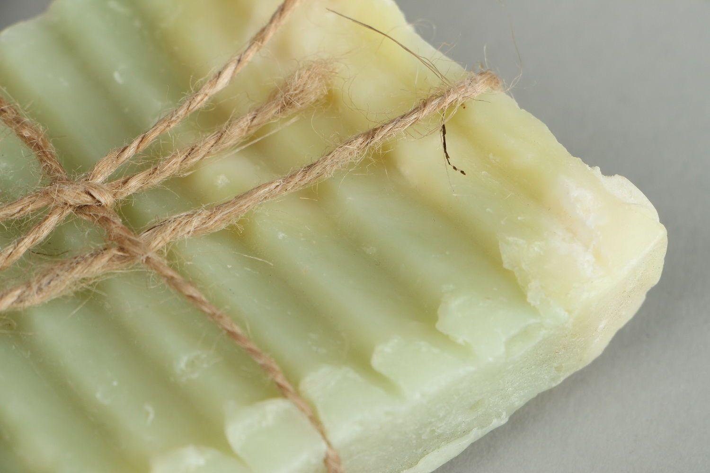 Natural soap Menthol photo 2
