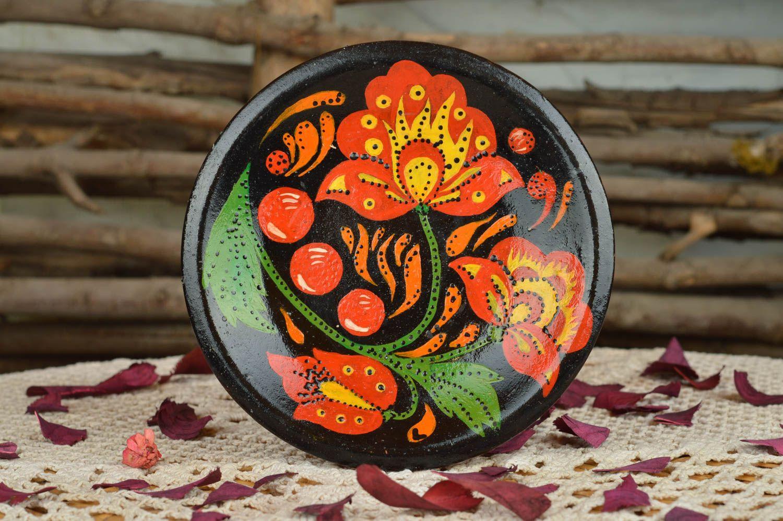 Декоративная роспись акрилом