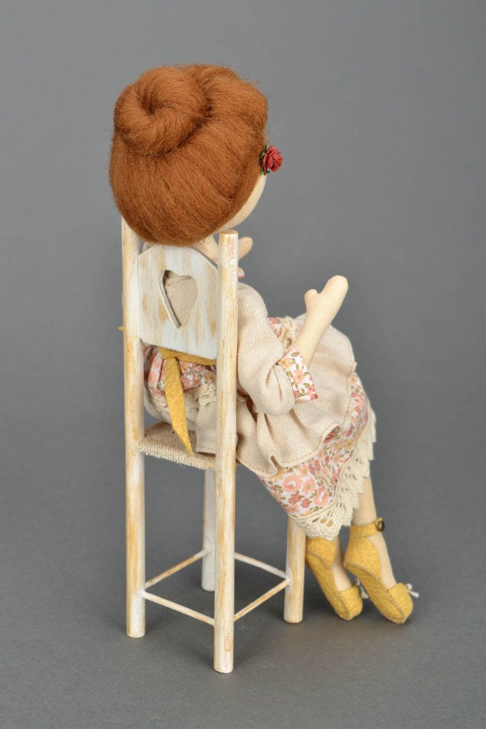 Designer's doll Young Lady photo 3