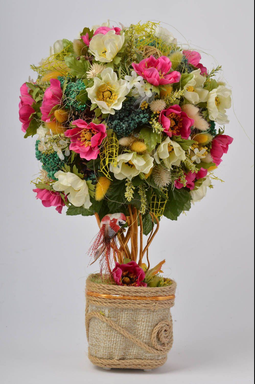 Designer topiary handmade tree table decor housewarming gift decorative use only photo 2