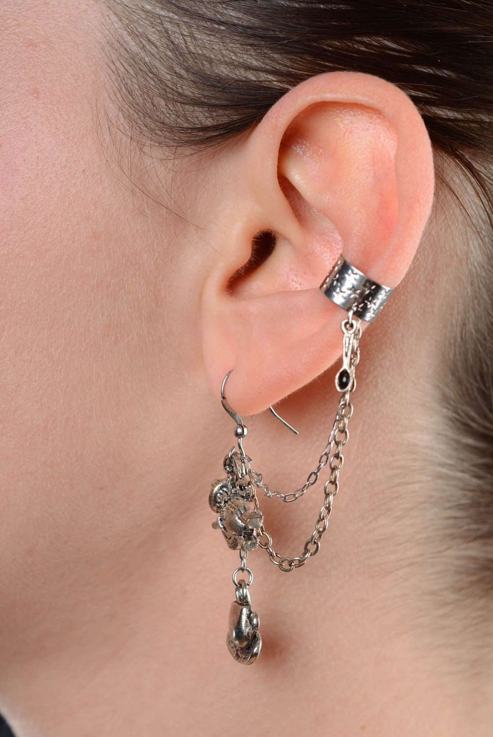 Hypoallergenic earrings Tea Ceremony photo 3