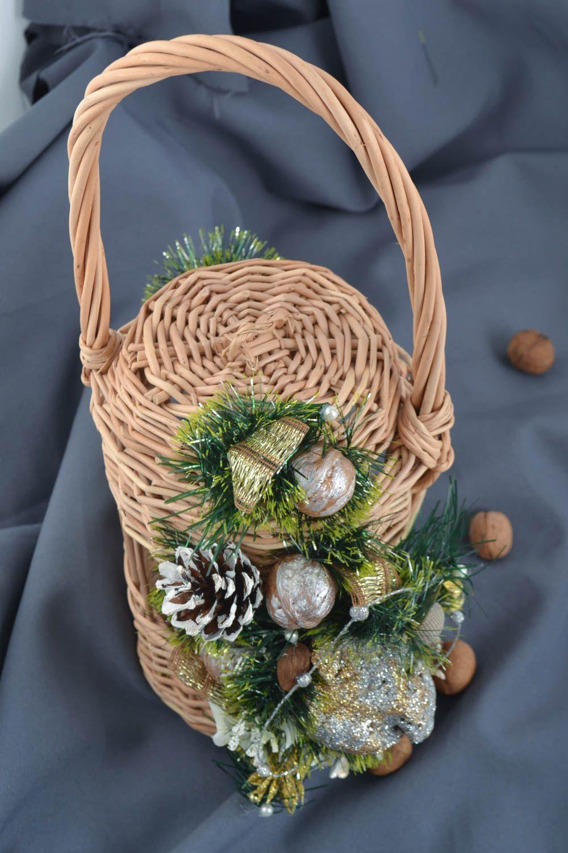 MADEHEART > Aufbewahrungskorb mit Deckel handmade Korb mit Henkel ...
