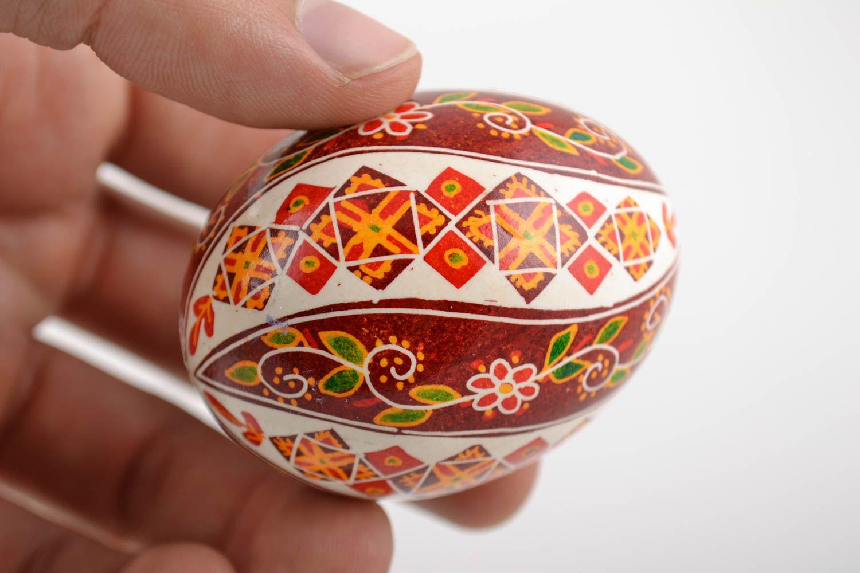Акриловая роспись на яйцах