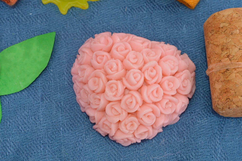Handmade fragrant soap homemade soap natural cosmetics natural soap for women photo 1
