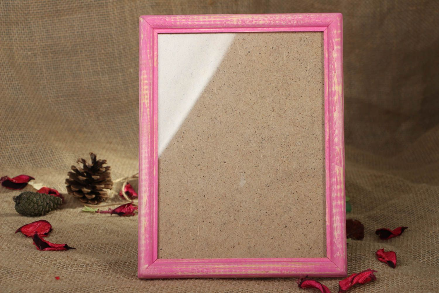 Wooden photo frame 10 x 15  photo 5