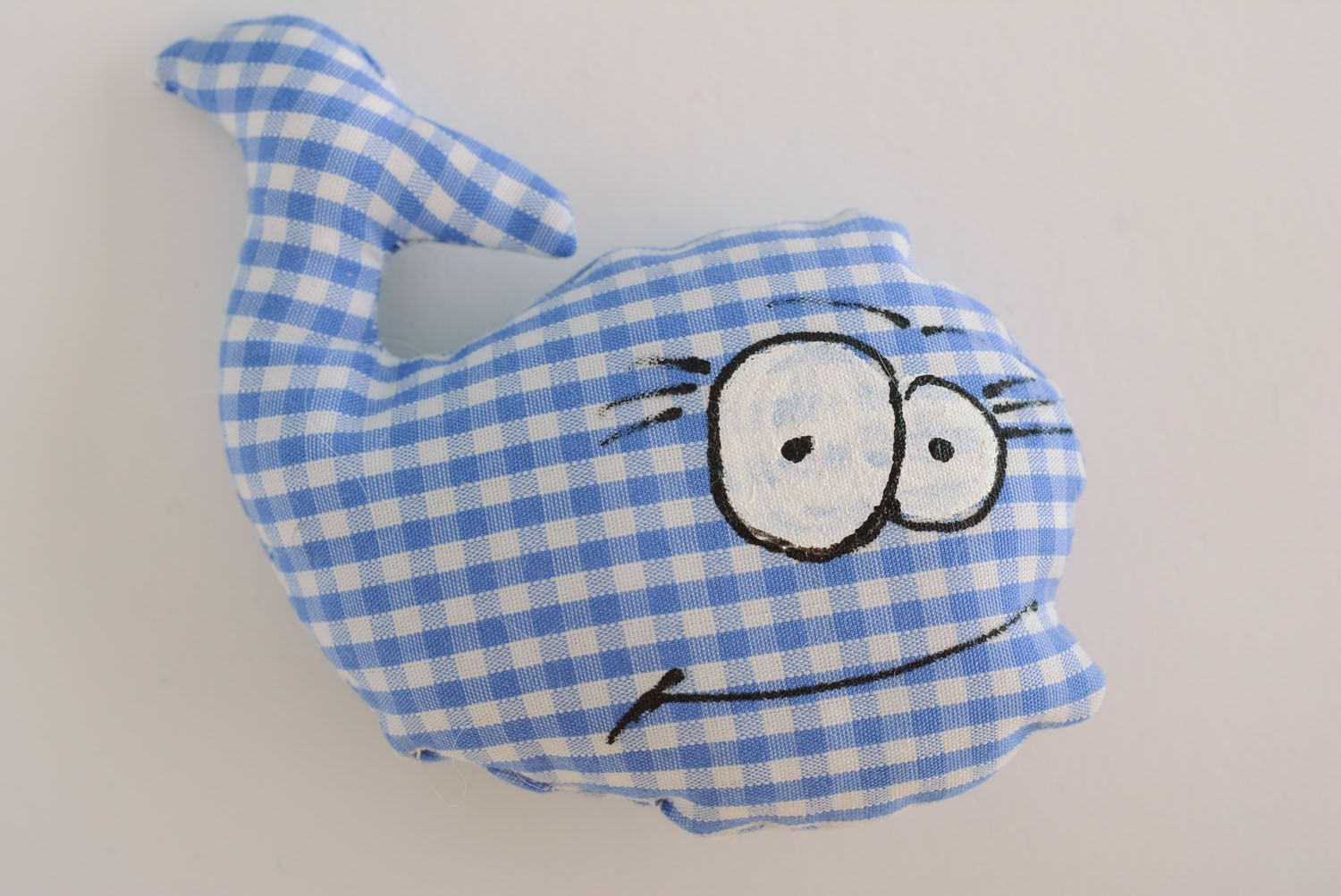 Small soft toy Fish photo 1